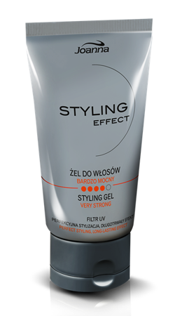Joanna STYLING effect - very strong hair styling gel 150 G